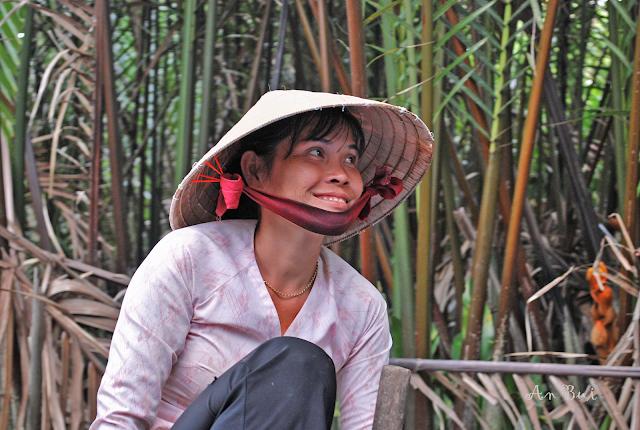 Mekong smile - Nụ cười Mekong