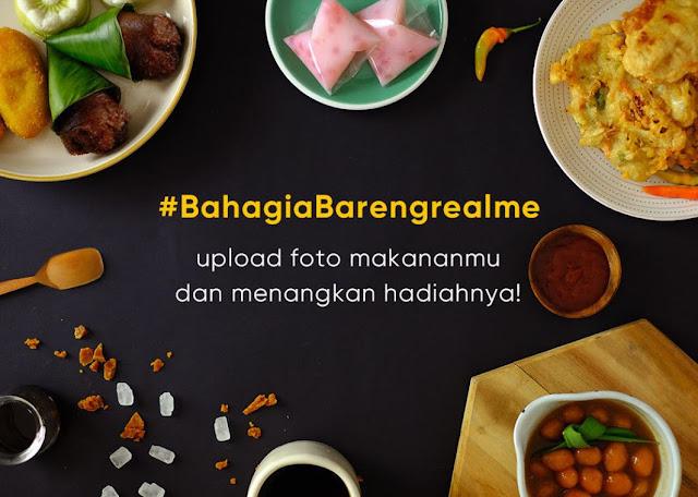 Realme Gelar #BahagiaBarengrealme Ajak Anak Muda untuk Ikut Kontes Foto Berhadiah