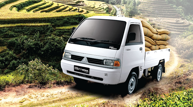 Mitsubishi Pickup T120 SS Bandung