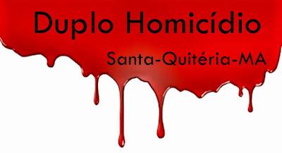 Duplo Homicídio! Casal de namorados são assassinados em Santa-Quitéria.