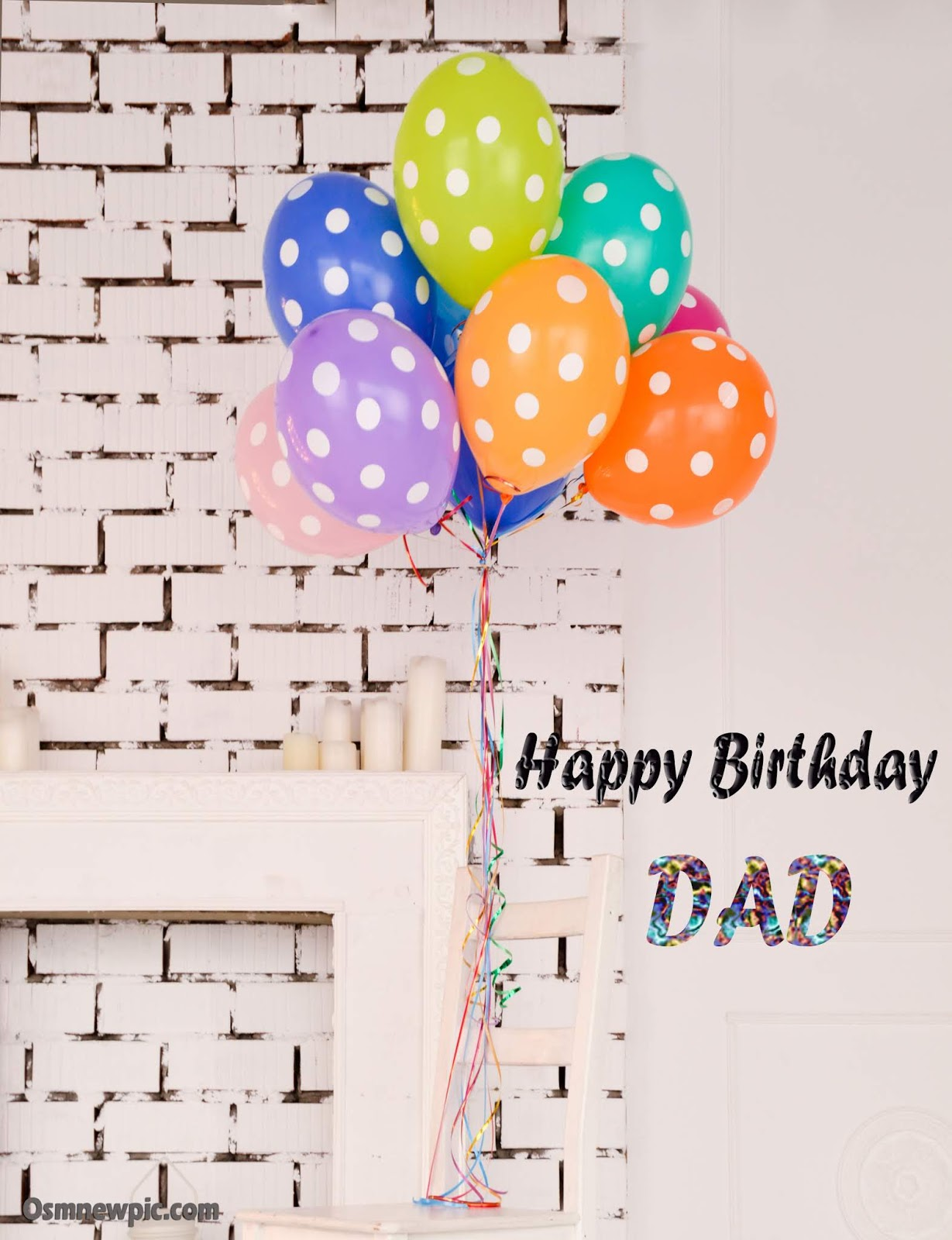 Happy Birthday Dady Wishes