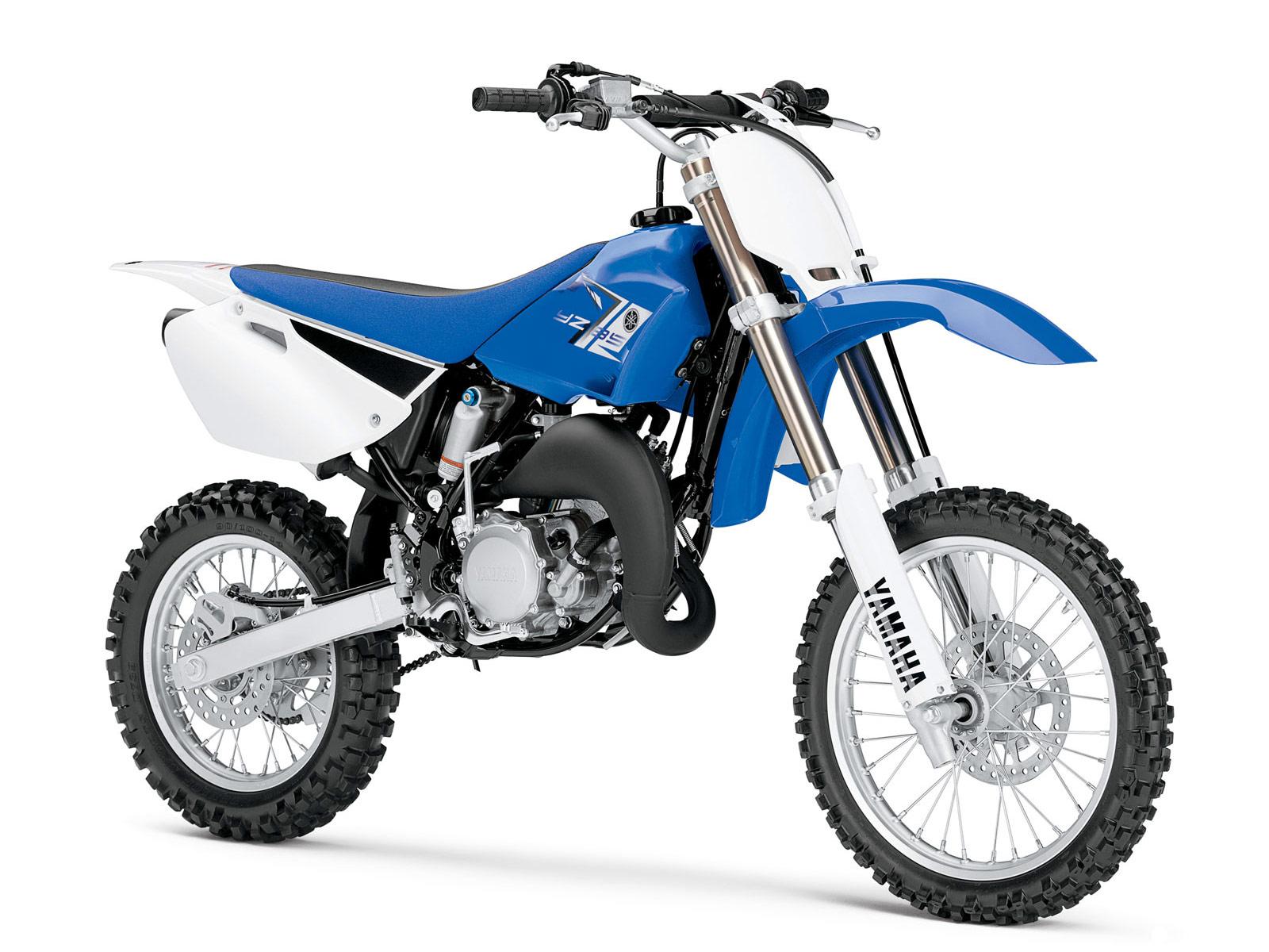 2013 Yamaha YZ85 2-Stroke motorcycle insurance information