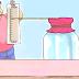 Homemade barometer, how to make this- Science mug experiment