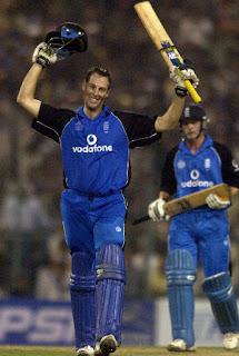 India vs England 1st ODI 2002 Highlights