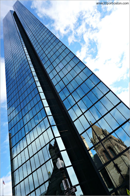 John Hancock Tower en Boston