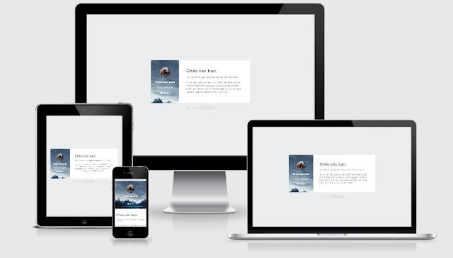 Share Template Profile Giới Thiệu Bản Thân Version 3 cực đẹp !!!