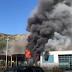 Skoro u potpunosti izgorio objekat u Mostaru