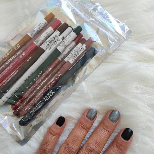 Set de lápices automáticos de Wynie 02