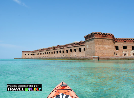 Adventure in the Dry Tortugas: Kayaking, Coral Reefs, Cuban Refugees
