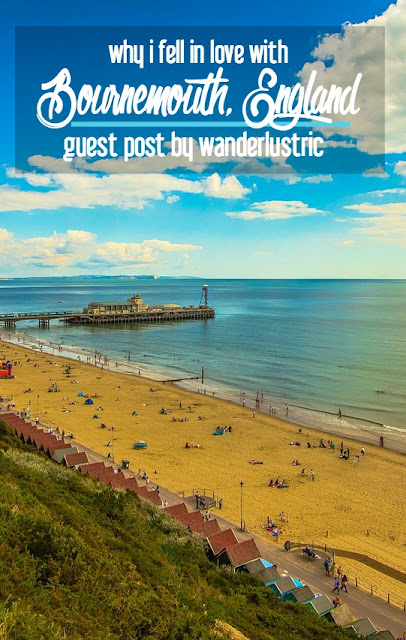 Why I Fell in Love with Bournemouth, England {Guest Post by Wanderlustric} | CosmosMariners.com