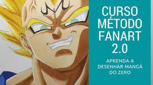 Curso Online de Desenho Método Fanart 2.0