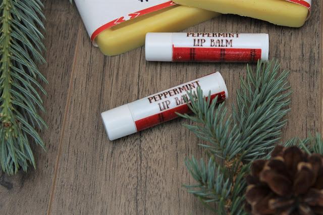 Homemade Peppermint Lip Balm Recipe