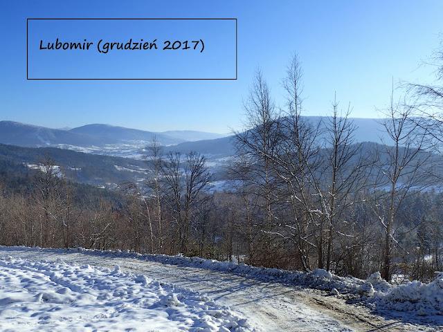 Lubomir (KGP), najwyższa góra Beskidu Makowskiego