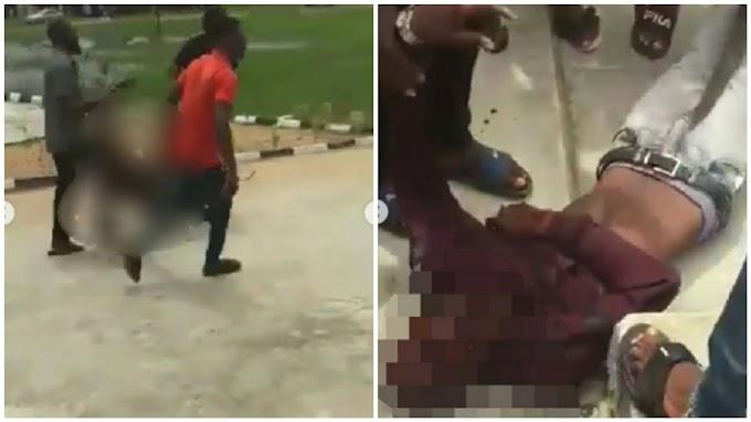 Bayelsa varsity student shot dead at lecture hall