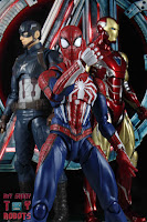 S.H. Figuarts Spider-Man Advanced Suit 61