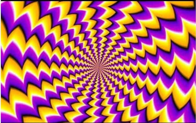 Psikotes Gambar 1: Ilusi Optik