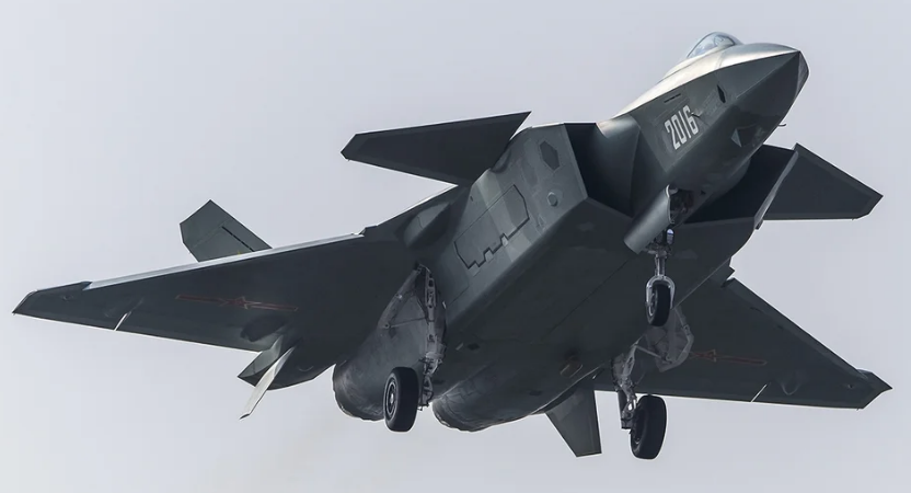 China Is Looking For Pilots To Fly J-20 Stealth Fighters