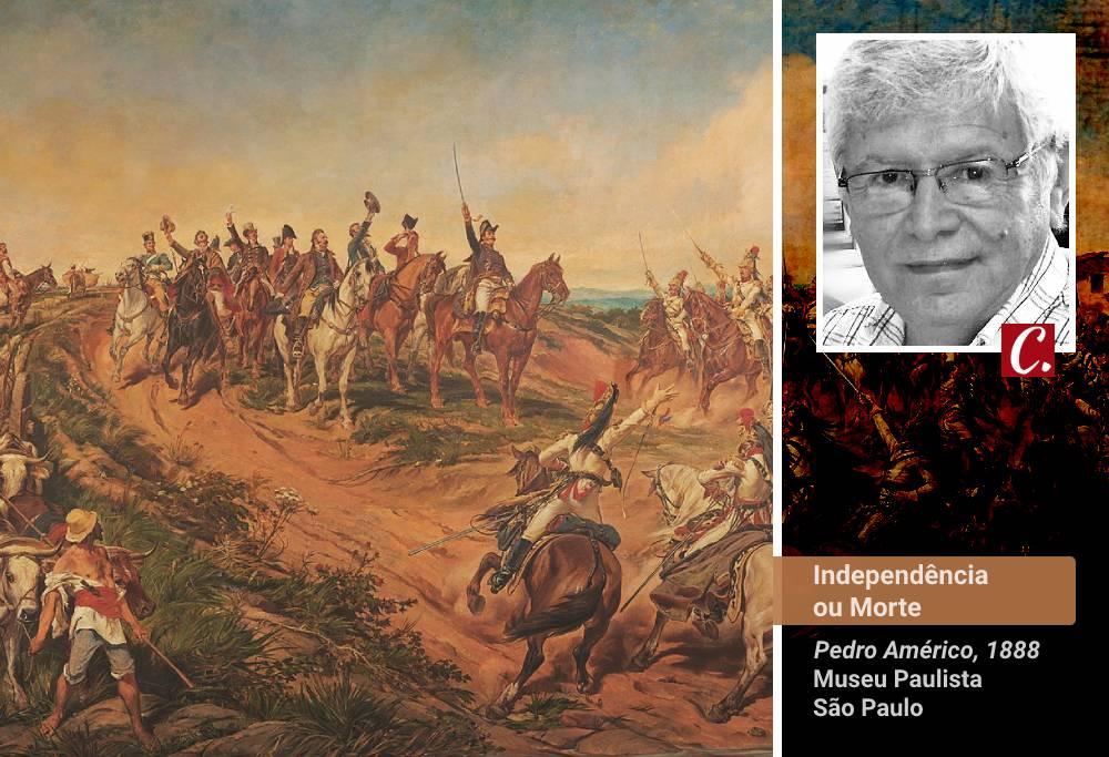 literatura paraibana cronica historia independencia pedro leopoldina ipiranga