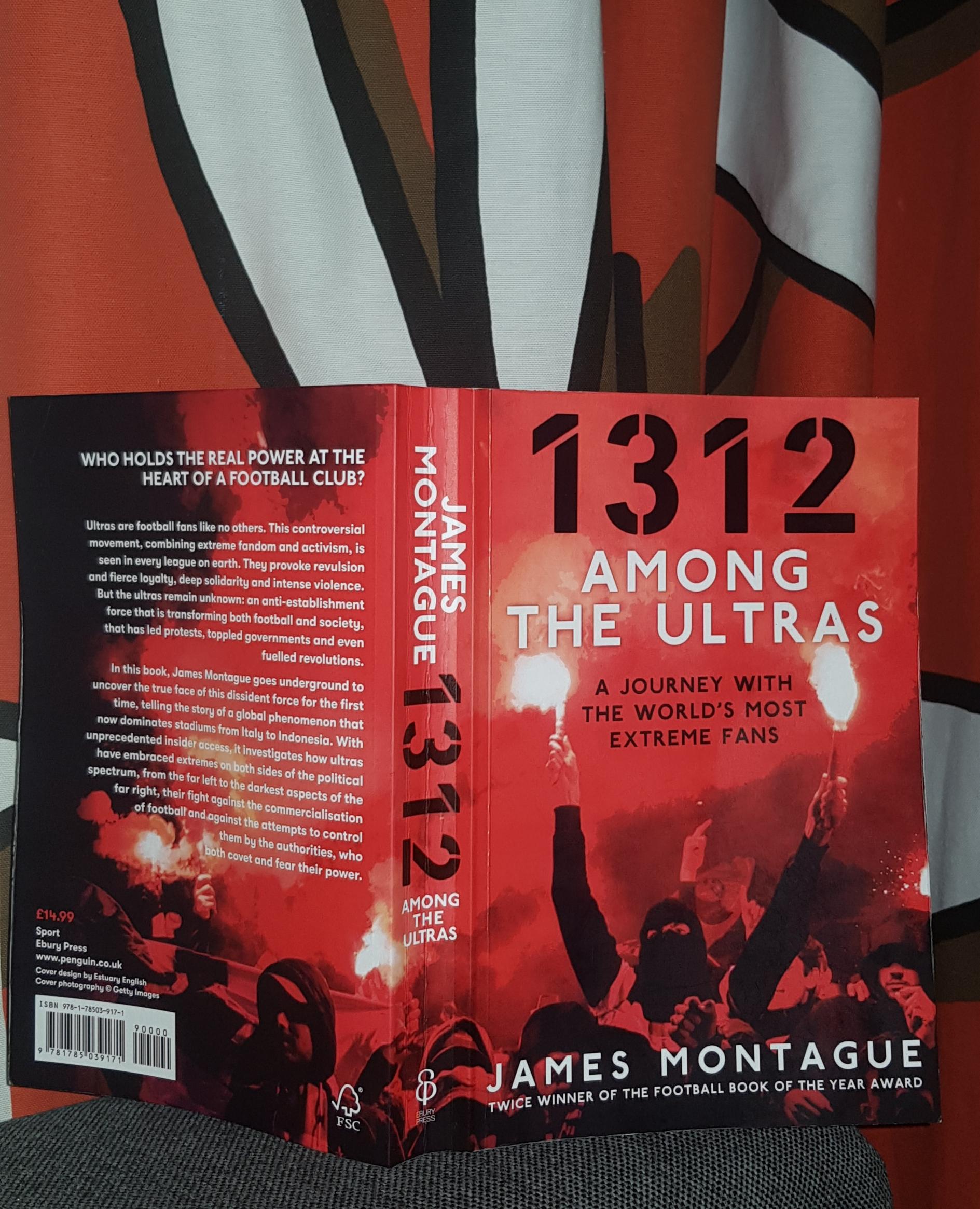 James Montaguen kirja rouhaisee syvältä kannattajakulttuurin sydämestä