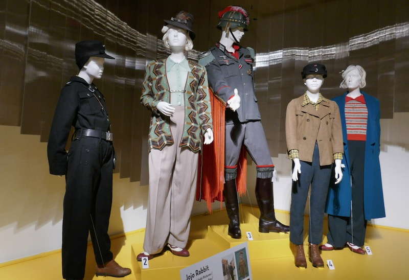 Jojo Rabbit movie costumes FIDM