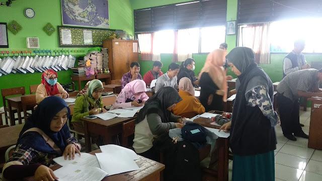 Penandatangan Kontrak 2020 bagi Tenaga Guru dan Tendik