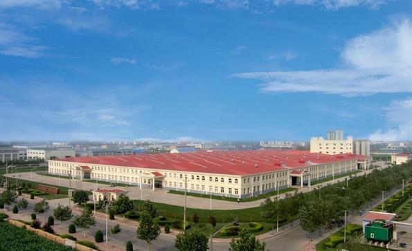 Pabrik Conch yang lebih besar kapasitasnya dan lebih baru