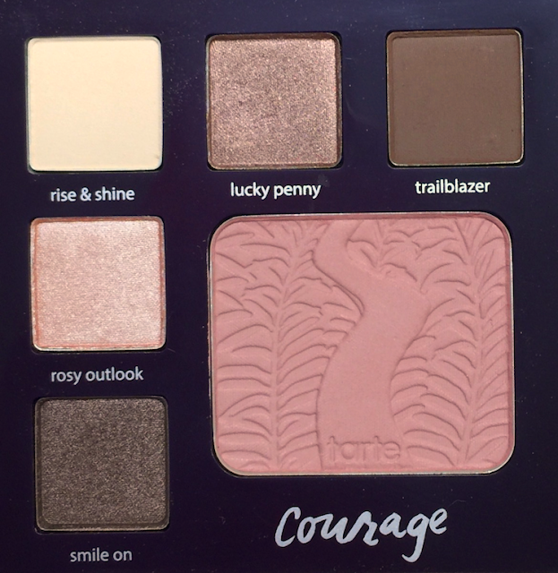 Tarte Double Duty Beauty Eye & Cheek Palette - Classic Courage