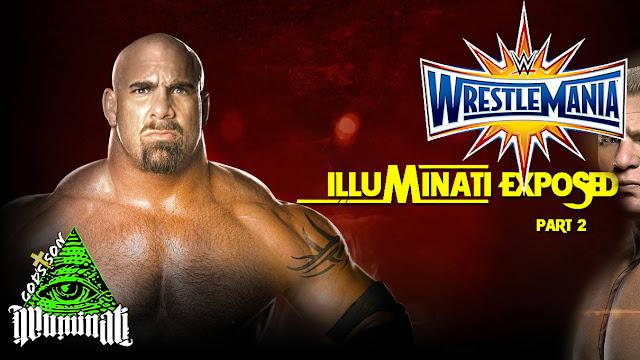 VIDEO: WWE WRESTLEMANIA 33 ILLUMINATI EXPOSED part 2 | YouTube Posts