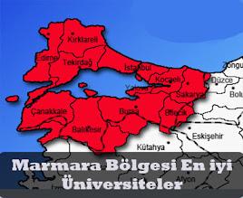Marmara Bölgesi En iyi Üniversiteler