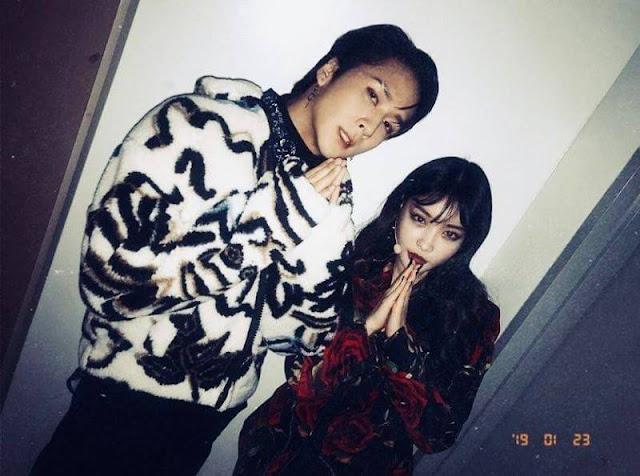 Ravi VIXX dan Chung Ha Isyaratkan Kolaborasi dari Unggahannya
