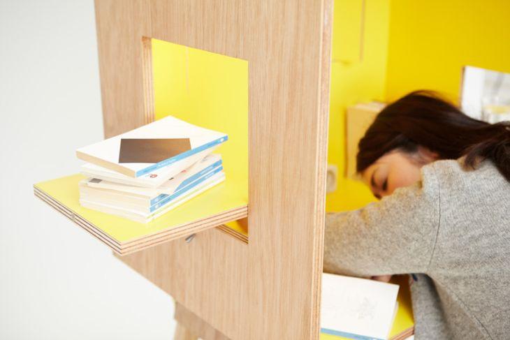 Diseño de mueble para trabajar