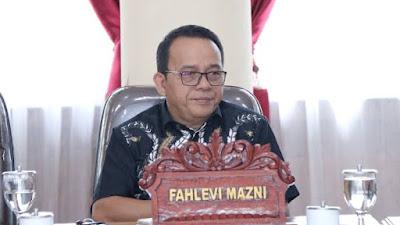 Lahan SMPN 5 Payakumbuh Luas, Warga Sekolah Berpotensi Garap Pertanian Celetuk Fahlevi Mazni