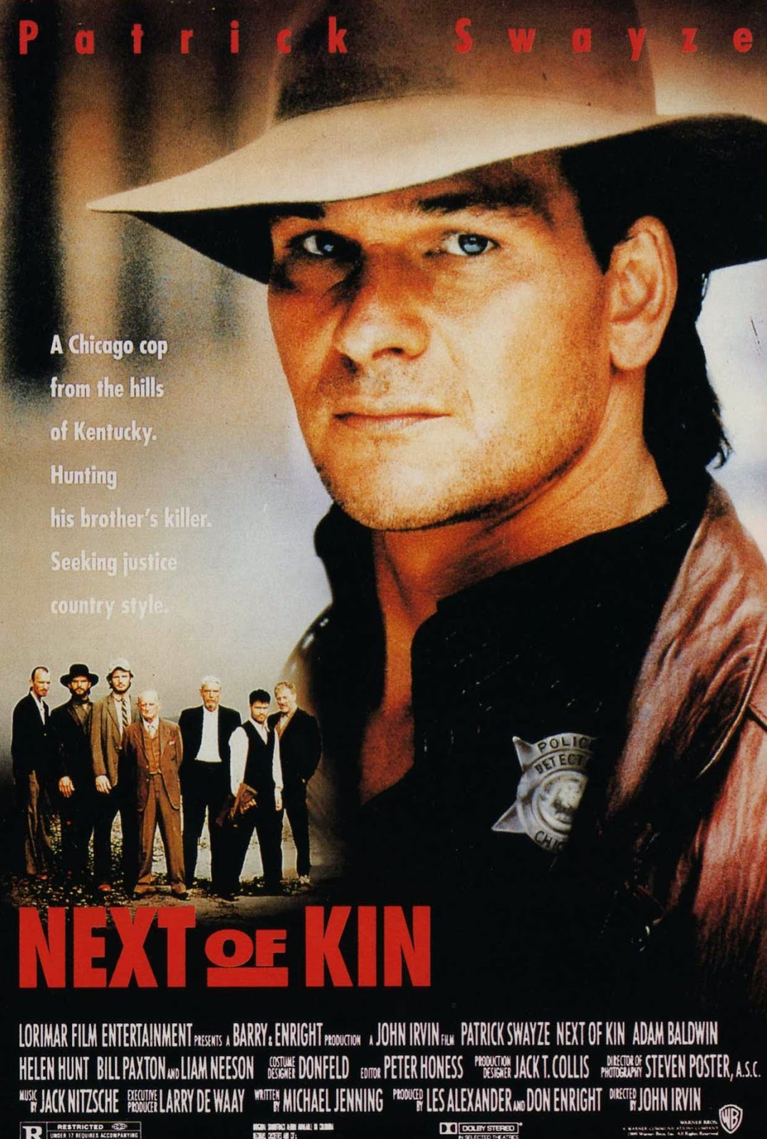 We Hate Movies: Episode 197 - Next of Kin