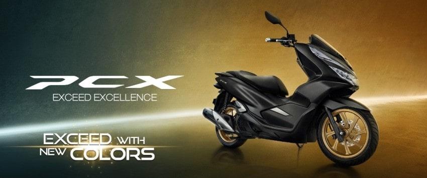 Harga dan Promo Kredit Honda PCX 150 CBS ABS 2020 Dealer Honda Sejahtera Mulia Cirebon
