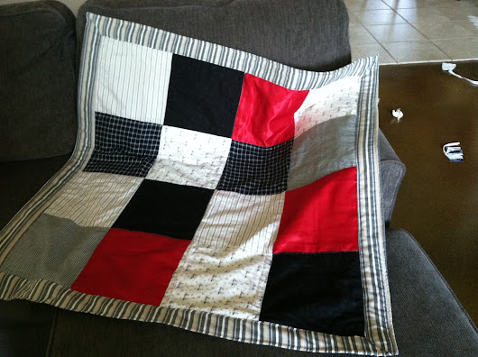 Quilt for the Scout Fundraiser