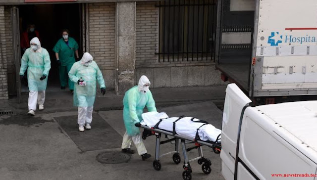 Half Global Coronavirus Deaths Unreported - newstrends