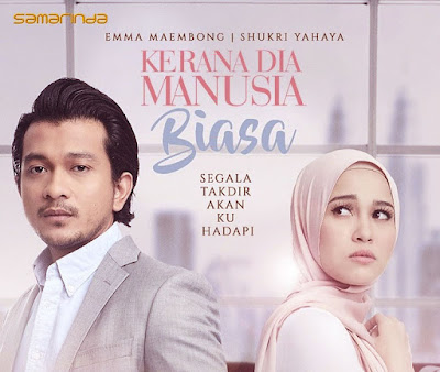 Senarai Pelakon Drama Kerana Dia Manusia Biasa (TV3)