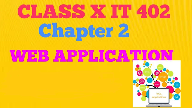Class 10 IT Web Application (Basics) Kips Solution