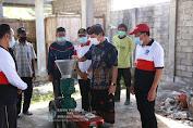 Wujudkan 100 persen toss desa, Bupati Suwirta genjot pengelolaan Sampah di Desa.