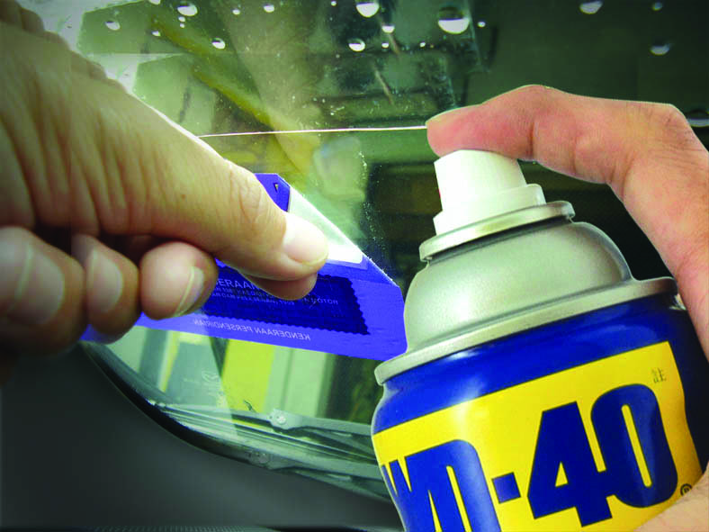 Car Cleaning Made Easy With Wd 40 174
