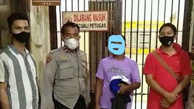 Polisi Tangkap Tersangka Pemerkosa Gadis Belia di Kebun Sawit