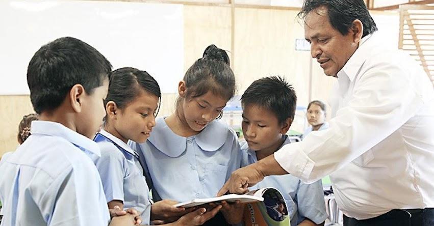 MINEDU contratará a más de 92 mil docentes para año escolar 2017 - www.minedu.gob.pe