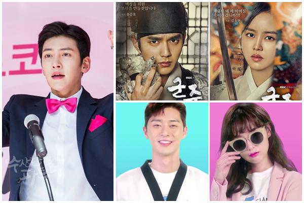 Tháng 5 này, màn ảnh Hàn ngập tràn siêu phẩm