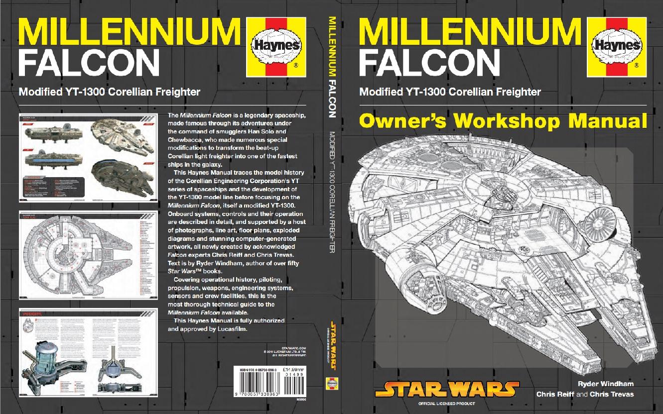 millennium falcon owner's workshop manual pdf