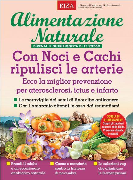 Alimentazione Naturale N.14 – Novembre 2016 , italia , pdf , magazine