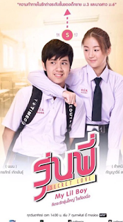 Nonton Senior Secret Love: My Lil Boy 2016 sub indo