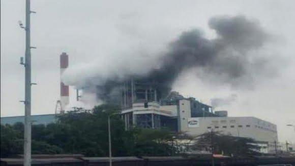 Nổ lớn tại nhà máy Nhiệt điện than Uông Bí, do trộn than Trung Quốc?