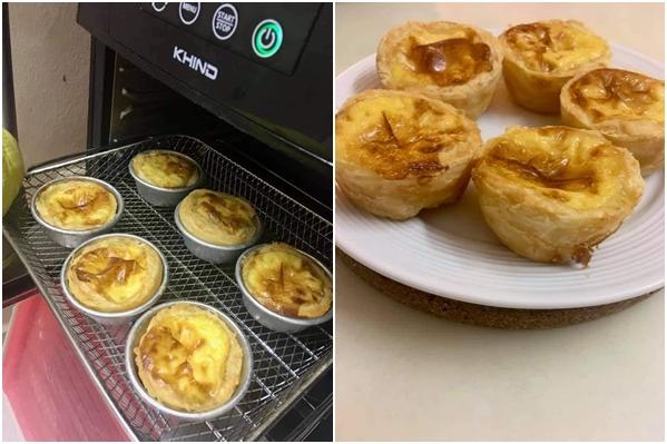 Resepi Tart Telur Portugis