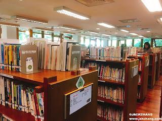 一樓圖書區