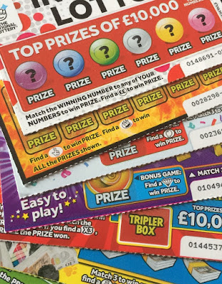 Instant Lotto and More Scratchcards